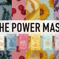 本日のお申込みは、自然のパワーを秘めたフェイスマスクを♪